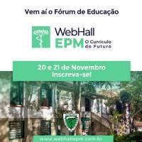 WebHall EPM – O Currículo do Futuro