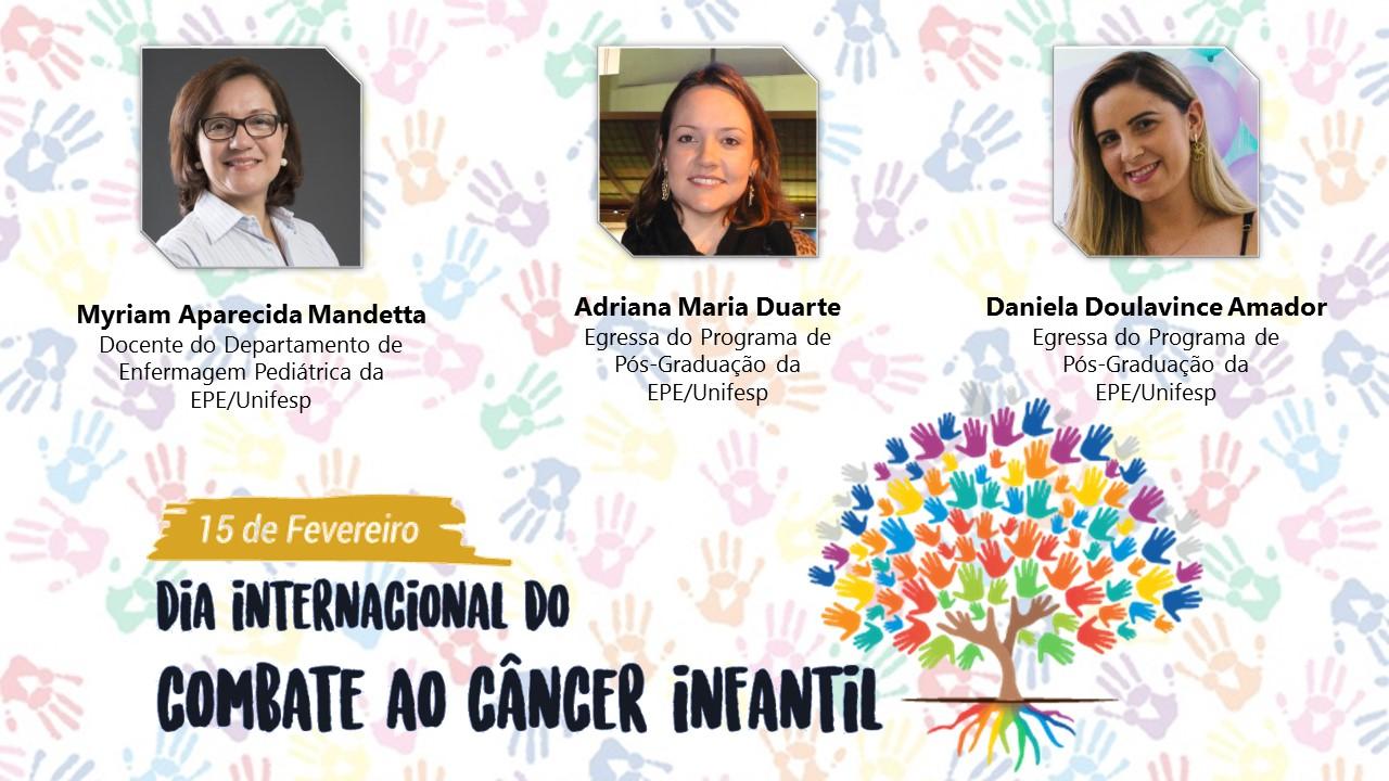 cancer infantil 15 de fevereiro autoras