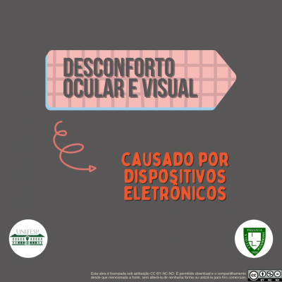Desconforto Ocular e Visual Causado por Dispositivos Eletrônicos