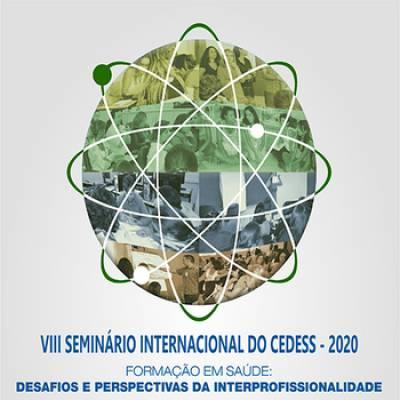 VIII Seminário Internacional do Cedess