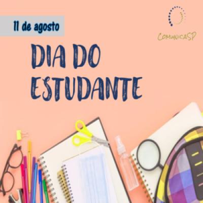 Dia do estudante – 11 de agosto