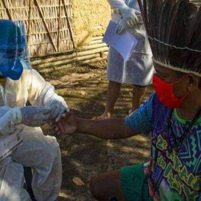 Medidas de saúde pública não farmacológicas para prevenção e controle de SARS-COV2 às populações indígenas