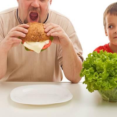 Obesidade infantil, a conscientização começa em casa