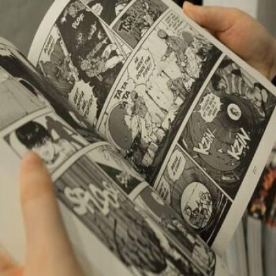 O universo das histórias em quadrinhos