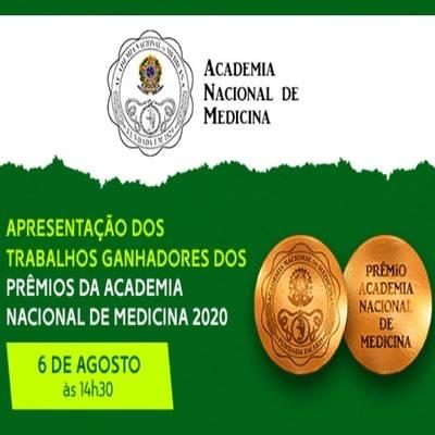 Trabalhos da EPM/Unifesp são premiados pela Academia Nacional de Medicina