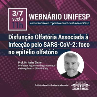 Disfunção Olfatória Associada à Infecção pelo Sars-CoV-2: Foco no Epitélio Olfatório