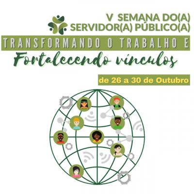 Tem início a V Semana do Servidor Público 2020 com ações conjuntas