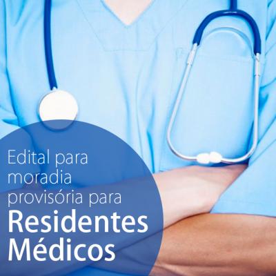 Edital campus São Paulo nº 01/2021 - Moradia para residentes