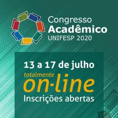 Congresso Acadêmico Unifesp 2020 discute a importância da ciência e da universidade para a sociedade