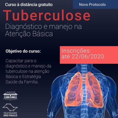 Curso Extensão em Diagnóstico e Manejo da Tuberculose na Atenção Básica