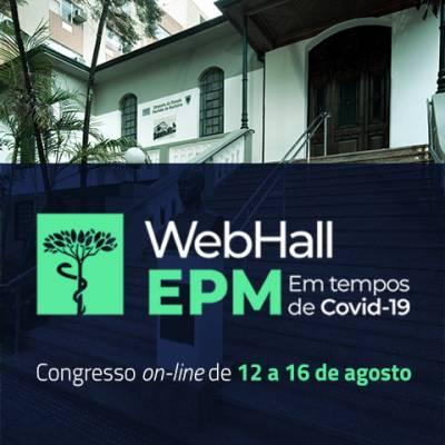 I Congresso WebHall EPM - Em tempos de Covid-19