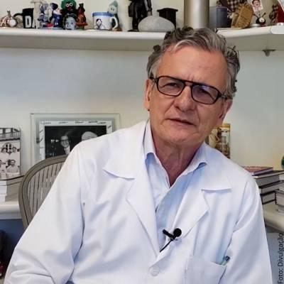 Docente Integra Centro de Contingência do Coronavírus de SP