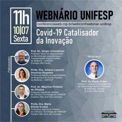 Covid-19: Catalisador da Inovação