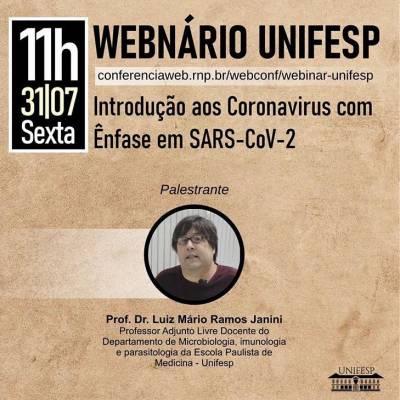Introdução aos coronavírus ênfase em Sars-CoV-2
