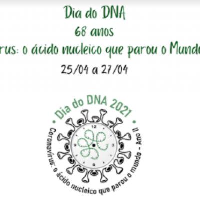 Dia do DNA 68 anos. Coronavírus: o ácido nucleico que parou o mundo - Ano II